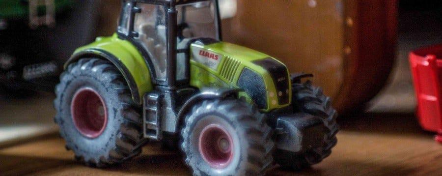 Tracteurs et autres engins