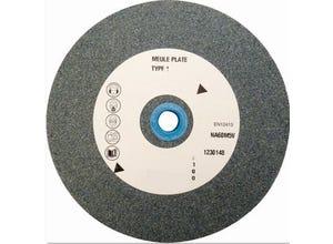 Meule Corindon gris 150x20x13mm Grain 36