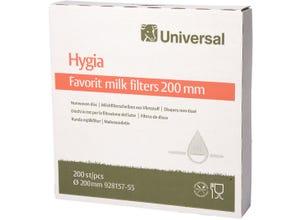 Disque filtre Ø200 mm