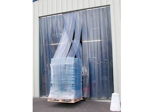 Lanières PVC 300 x 3 mm