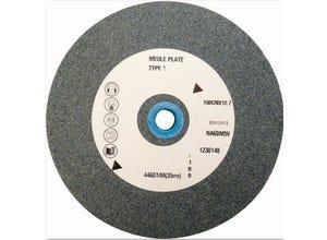 Meule Corindon gris 150x20x13 mm Grain 60