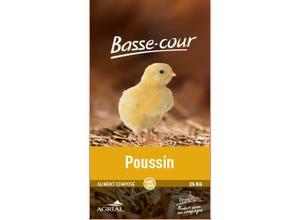 Aliment Poussin démarrage 25 kg