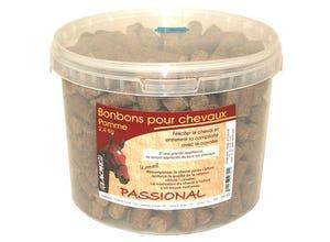 Bonbon pour chevaux - goût pomme 2,3kg