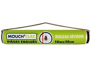 Mouch'Clac rouleau dévidoir 10 x 0,3 m