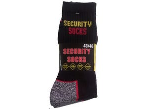Chaussettes SECURITY (x3)