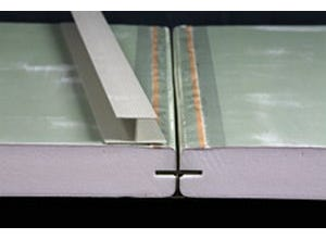 Isolant EUROTHANE Profil H de 20 mm