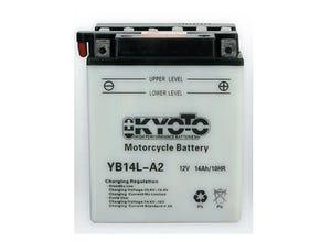 Batterie moto YB14AA2