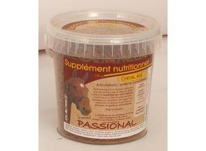 Supplément nutritionnel cheval âgé 750G
