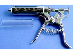 Verre rechange pour Pistolet ROUX 10cc