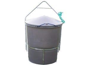 Bac équarrissage 300 litres