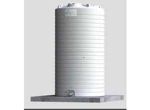Citerne verticale engrais liquide 13300L