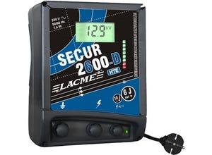 Clôture secur 2600 Digital HTE