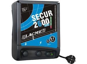 Clôture SECUR 2600 HTE