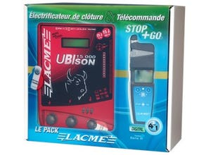Pack UBISON + télécommande