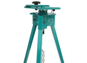 Trépied rotatif pour canon à gaz Bazooka