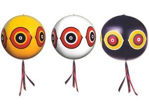 Scare Eyes ballons (x3)