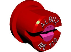 BUSE APE 110° ROUGE