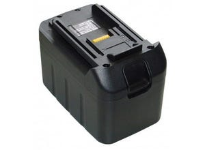 Batterie Li-Ion24,3Ah -station ravitaillement