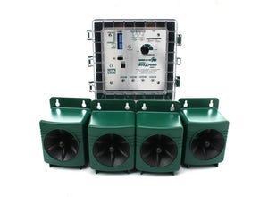 Effaroucheur sonore Super Bird X Pro agri.
