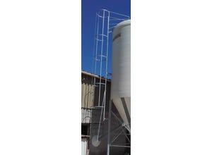 Échelle silo GATINE 320 20m3