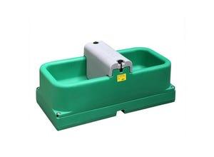 Abreuvoir antigel électrique double-accès Isobac 160 W