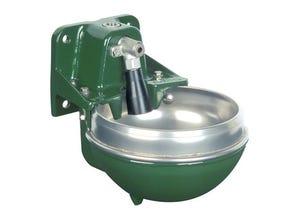 Abreuvoir antigel électrique inox F130 80W