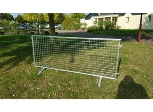 Claie volaille 2 x 0,8 m