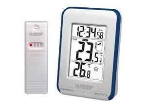 Station de températures WS6810 bleue