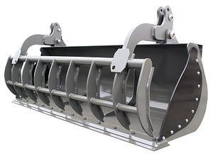 Benne grap télescop JCB Tool Carrier 1900