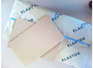 Tapis maternité porcelet ELASTOK 500x1000 mm