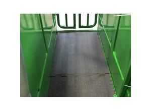 Tapis caoutchouc pour cage de contention PM2400