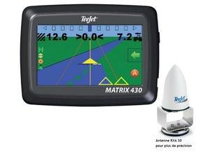 Barre de guidage MATRIX 430 + antenne RXA 30