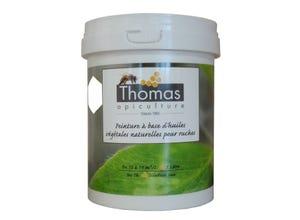 Peinture Thomas base végétale blanc 0,9 L