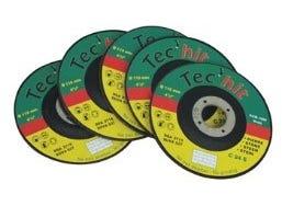 Jeu de 5 disques Ø 115 mm pour matériaux