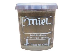 Pot plastique inviolable Nicot 1 kg