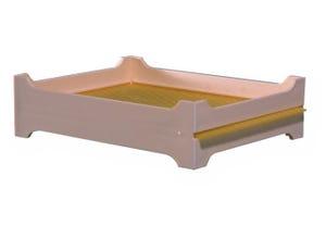 Section pour miel en rayon Dadant 130mm