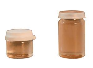 Pilulier en verre 25 g x210