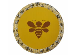 Capsule TO63 Essaim bord abeilles x48