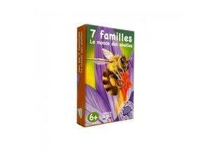 Jeu 7 familles Le monde des abeilles