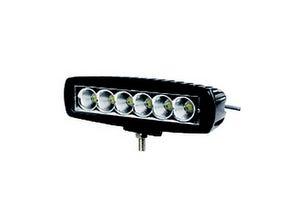 Phare de travail longue portée 6 LED 18W