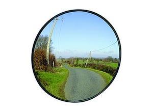 Miroir de sécurité Ø330 mm