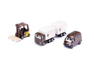 Coffret transports UPS