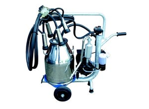 Chariot de traite PMC5