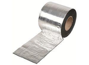 Aluminium adhésif haute témpérature 250 degrès 50 mm