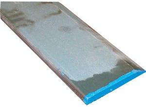 Lame d'acier type TP 3000x20x150 500HB