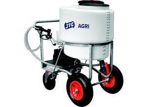 Chariot à lait 170 L avec pompe de distribution