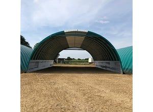 Tunnel basilique XL 10,8 x 18 m