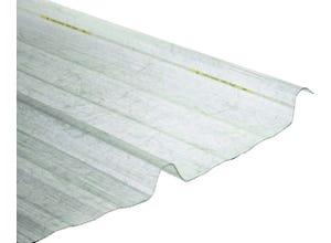Plaque polyester incolore cl4 novobac 2m00