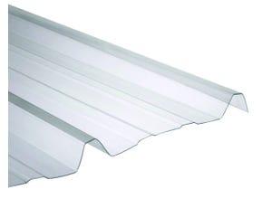 Plaque polycarbonate novobac 6m50