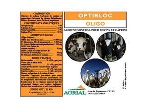Optibloc Oligo 12 kg